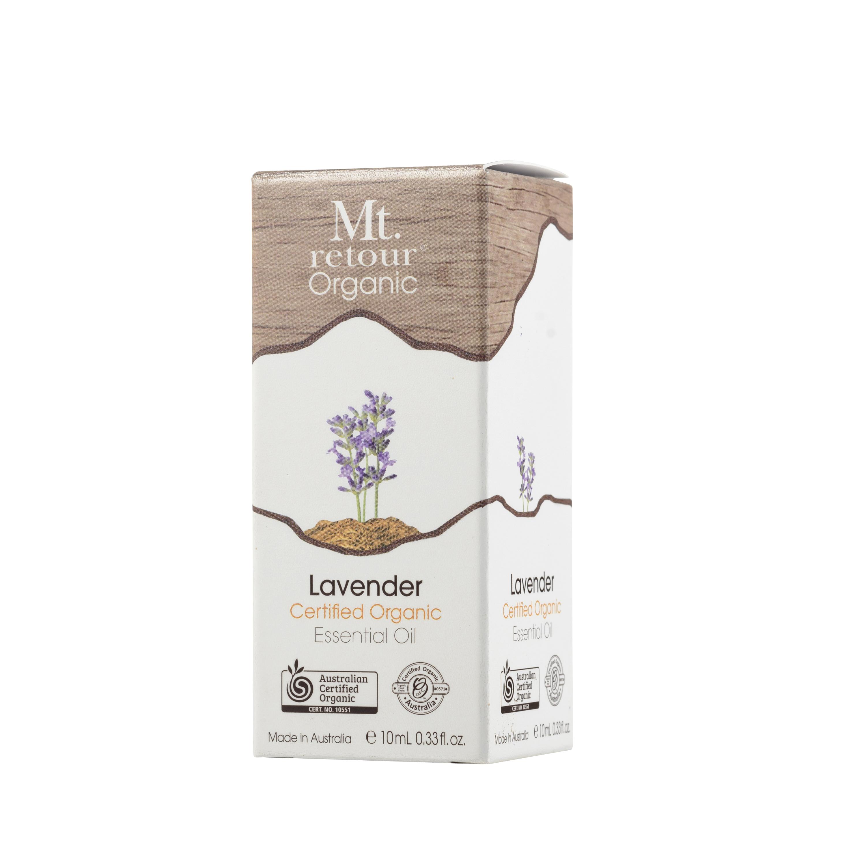 Organic Lavender Lavender Certified Organic