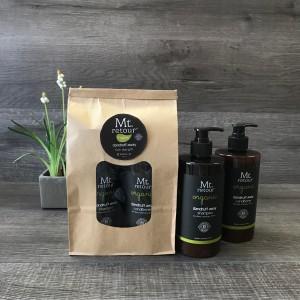 Dandruff Away Organic Hair Duo Gift Set (MG17) 500ml